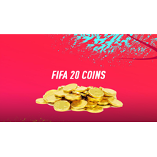 FIFA 20 PS4 Ultimate Team Coins (coins) discounts + 5%