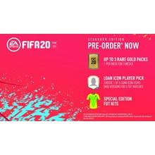 FIFA 20 add-on (XBOX ONE) free region