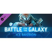 Battle for the Galaxy Ice Bastion Pack Steam Key GLOBAL