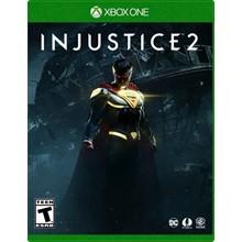 ✅  Injustice 2 XBOX ONE   LIFETIME WARRANTY❤️🎮