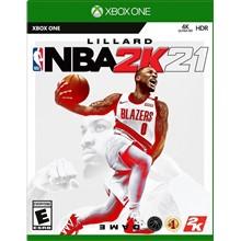 🎮NBA 2k21 + NBA 2k20 / XBOX ONE/SERIES X S🎮