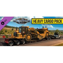American Truck Simulator - Heavy Cargo Pack > STEAM KEY