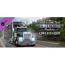 American Truck Simulator - Oregon >> STEAM KEY | RU-CIS