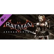 DLC Batman: Arkham Knight: DLC Harley Quinn Story Pack