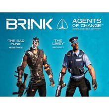 DLC BRINK Agents of Change /Steam key/RU+CIS 💳0%
