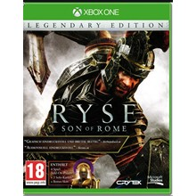 Ryse Son of Rome Legendary Xbox ONE CODE