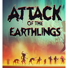 Attack of the Earthlings (Steam key / Region Free)