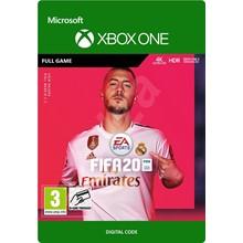 ✅ FIFA 20 ⚽ XBOX ONE Key 🏆 /  Digital code 🔑