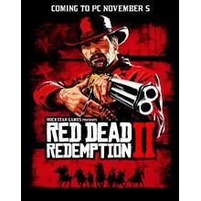 RED DEAD REDEMPTION 2 (ROCKSTAR) INSTANTLY