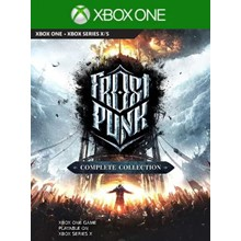 ✅ Frostpunk: Complete Collection XBOX ONE Key 🔑