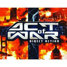Act of War: Direct Action (Steam KEY) + GIFT