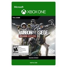 ✅ Tom Clancy´s Rainbow Six Siege Deluxe XBOX ONE Key🔑