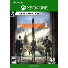 ✅ Tom Clancy´s The Division 2 XBOX ONE X|S Key 🔑