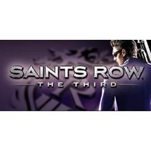 Saints Row: The Third / Steam KEY /RU+CIS 💳0%