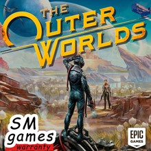 THE OUTER WORLDS | WARRANTY| CASHBACK🔵