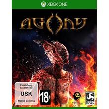 ✅ Agony 👹 XBOX ONE Key 👿 / Digital code 🔑