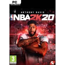 NBA 2K20 PC Steam Key (RU \ UA \ CIS Region)