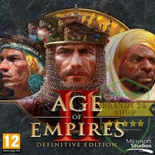 Age of Empires II: Definitive   GAME ACCOUNT for PC