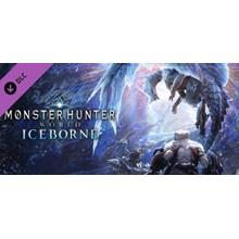 MONSTER HUNTER WORLD: ICEBORN 💳0% FEES✅STEAM