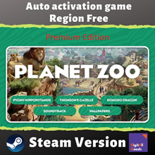 Planet Zoo+ALL DLC+AUTO ACTIVATION+GLOBAL🔴