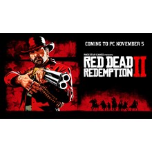 🔥Red Dead Redemption 2 [Social Club]+[Mail change]