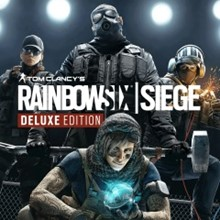 Tom Clancy´s Rainbow Six Siege - Deluxe Edition | Steam