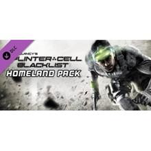 Tom Clancy´s Splinter Cell Blacklist - Homeland DLC | S