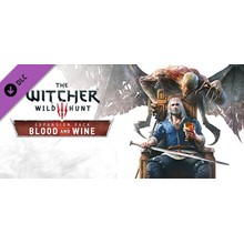 Witcher 3: Wild Hunt - Blood and Wine | Steam Russia