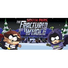 South Park: The Fractured But Whole   Steam Russia