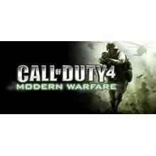 Call of Duty 4 Modern Warfare steam key RU+CIS💳0%