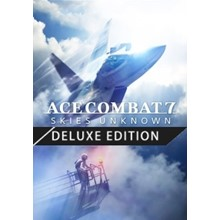 ACE COMBAT 7: SKIES UNKNOWN Deluxe Launch Ed.-- RU