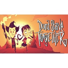 Dont Starve Together (Steam Gift / RU+CIS)