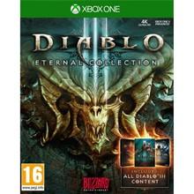 ✅ Diablo III: Eternal Collection 👹 XBOX ONE X|S KEY 🔑