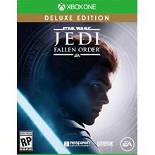 Jedi Fallen Order Deluxe 🔥 Xbox ONE/Series X|S 🔥