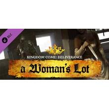 Kingdom Come: Deliverance - A Womans Lot (DLC) STEAM