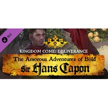 KCD - The Amorous Adventures of Bold Sir Hans Capon DLC