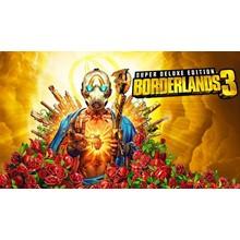 Borderlands 3 Super Deluxe Edition[EPIC GAMES] RU/MULTI
