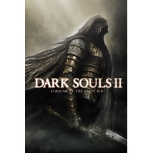 DARK SOULS II Scholar of the First Sin Xbox one key 🔑