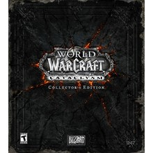 CATACLYSM Collector´s Edition World of Warcraft EURO/RU