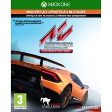 ✅ Assetto Corsa Ultimate Edition 🏁 XBOX ONE Key 🚔 🔑