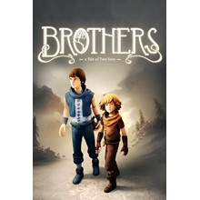 Brothers a Tale of Two Sons Xbox one key 🔑