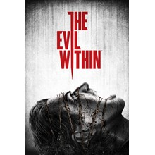 The Evil Within Xbox one key 🔑
