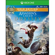 ✅ Assassin's Creed Odyssey – GOLD EDITION XBOX ONE Key