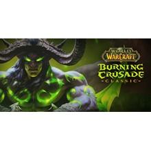 WoW: Burning Crusade Classic - Dark Portal (US/NA) +58