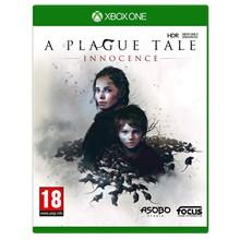 ✅ A Plague Tale: Innocence 🐀 XBOX ONE KEY 🔑