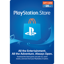 Playstation Network PSN $20 (USA) 🎮