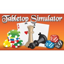 Tabletop Simulator (Steam Gift / RU+CIS)
