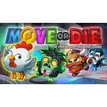 Move or Die (Steam Gift / RU+CIS)