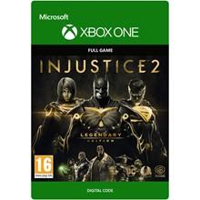 ✅ Injustice 2 - Legendary Edition XBOX ONE X|S Key 🔑