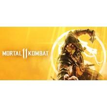 Mortal Kombat 11 - STEAM (Region free)